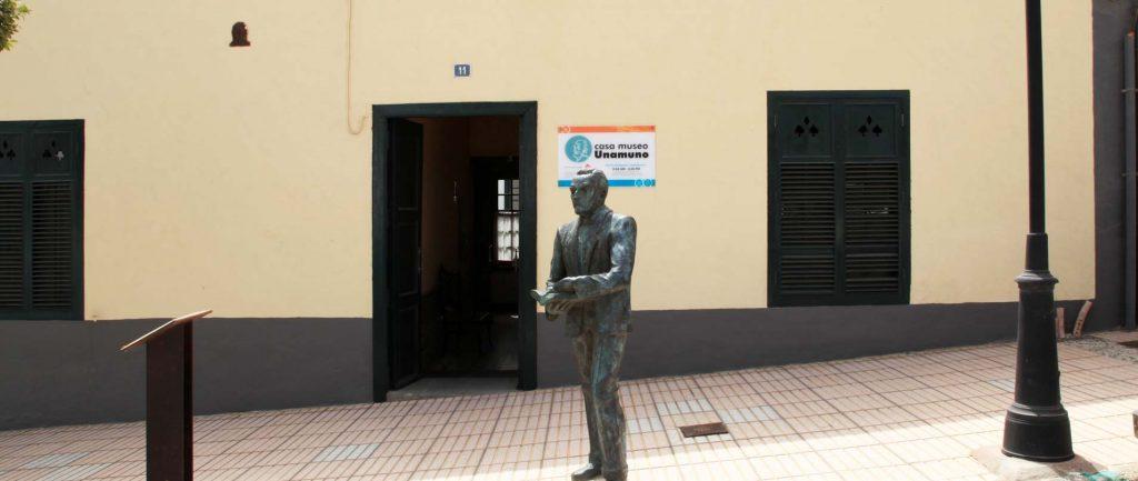 Casa Museo Unamuno Puerto del Rosario